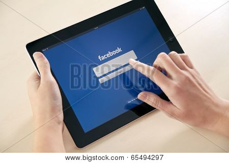 Log In On Facebook App