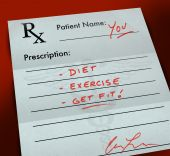 Prescription Form - Get Fit