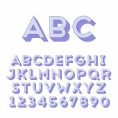 picture of glyphs  - Handmade sans - JPG