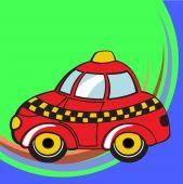 pic of beetle car  - illustration of Transport Cartoon - JPG