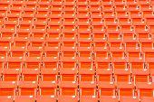 picture of bleachers  - stadium - JPG