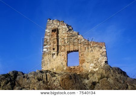 Very old ruin