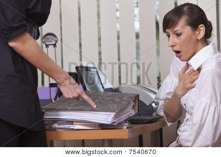Secretary In Stress