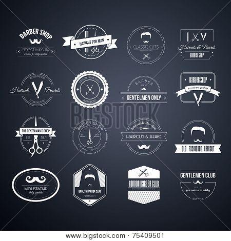 Barber Logos