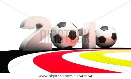 Soccer Wm 2010