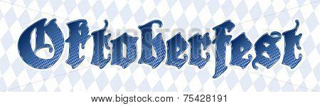 Lettering German/munich Oktoberfest
