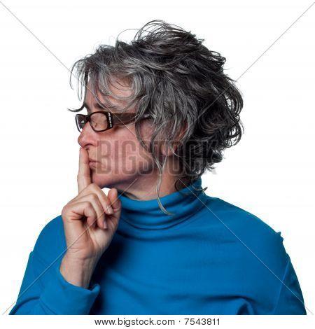 Shh, Be Quiet