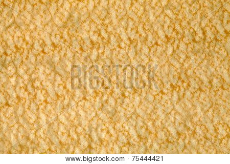 Light Yellow Luxury Cashmere Background.