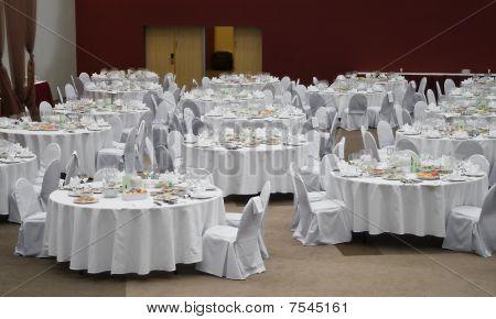 Serviço de jantar formal