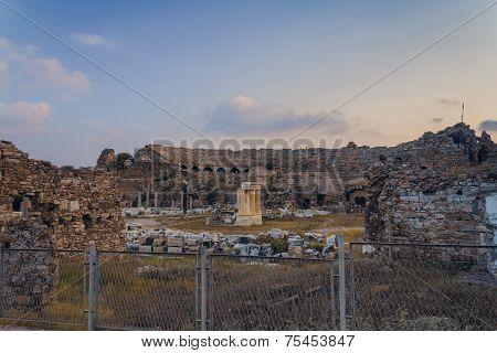 Ancient Amphitheatre