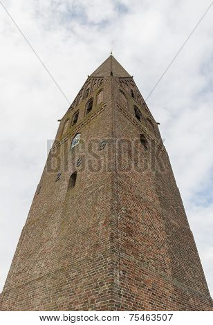Tower Of Church Schildwolde 1289