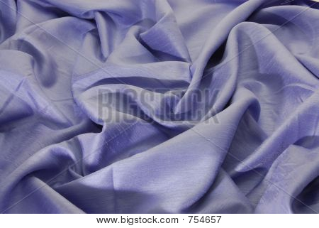 Purple nubby fabric