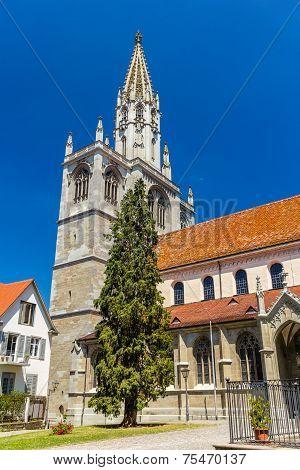 Belfry Of Konstanz Minster - Germany, Baden-wurttemberg