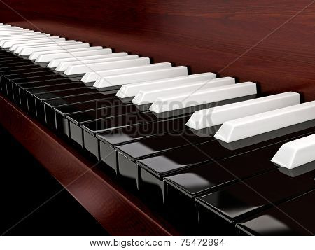 Inverted Piano