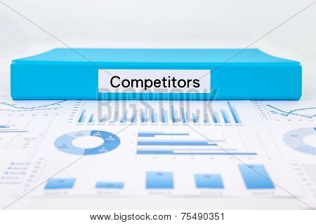 Competitor Analysis Report For Business Strategic Planning