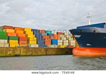 Cargo Freight Containers.