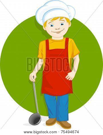 Chef kid