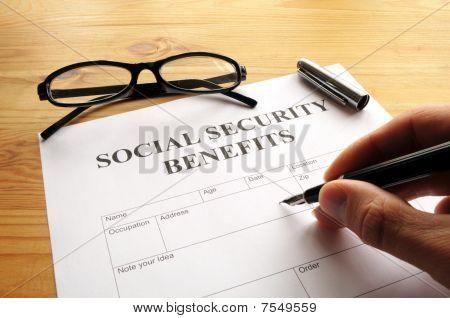 Benefícios de segurança social