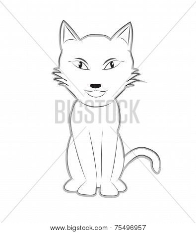 Cats Vector Illustration