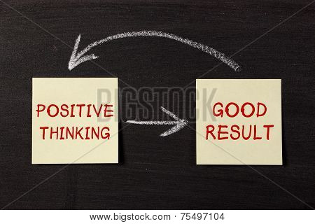 Positive Thinking And Good Result