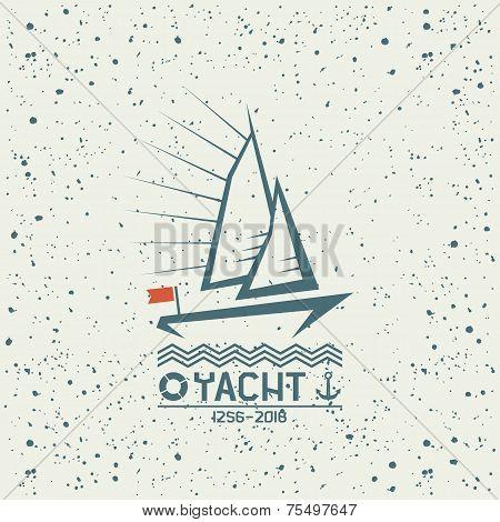 Yacht Emblem