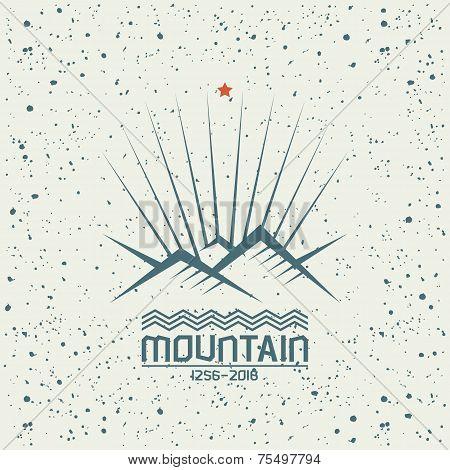 Shining Mountain Emblem
