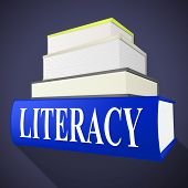 picture of fiction  - Literacy Book Representing Ability Fiction And Education - JPG