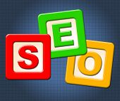 picture of youngster  - Seo Kids Blocks Representing Youths Youngsters And Children - JPG