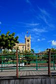 stock photo of british culture  - The parliament in Bridgetown - JPG