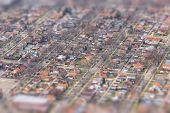stock photo of tilt  - Suburban Chicago  - JPG