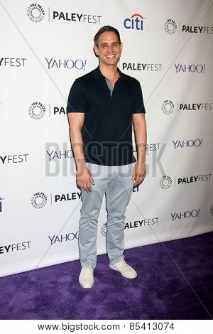 LOS ANGELES - MAR 14:  Greg Berlanti at the PaleyFEST LA 2015 -