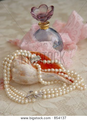 Perfume and Pearls