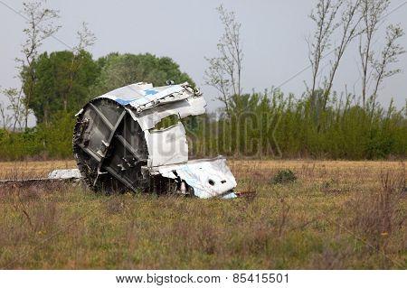 P�©ane wreck