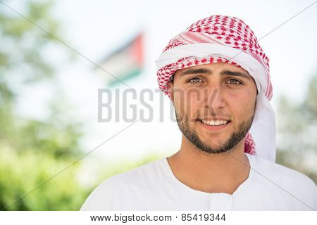 Arabic young people