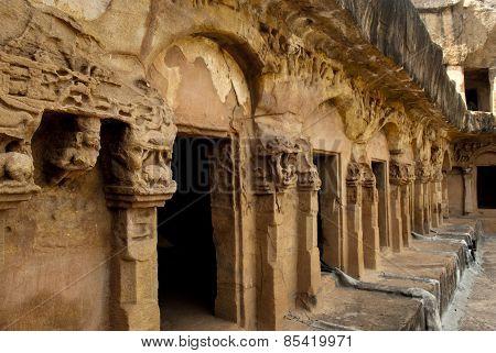 Udayagiri caves