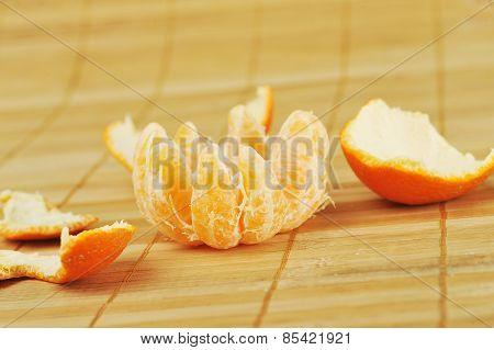 Delicious Juicy Tangerine