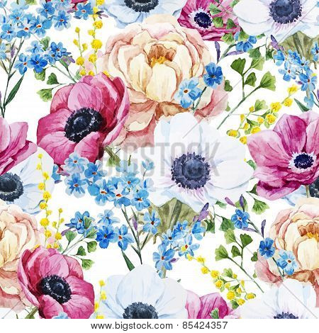 Anemones pattern