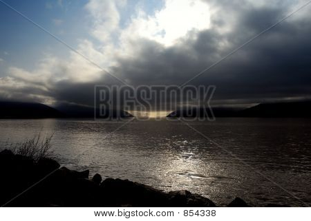 Cook Inlet, Alasca