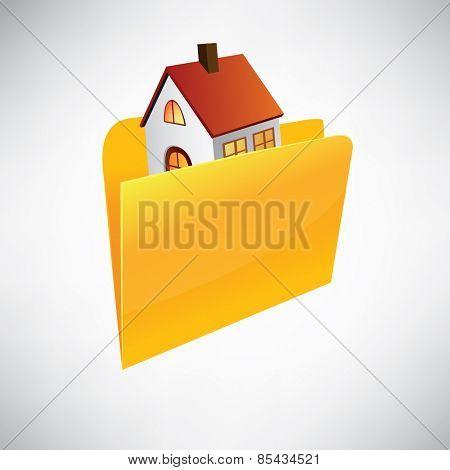 Folder icon home