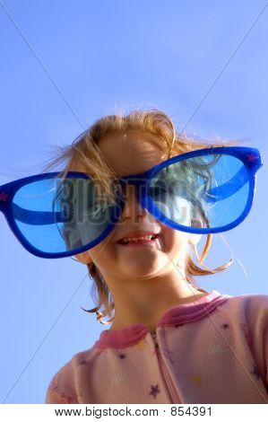 Little Girl Glasses