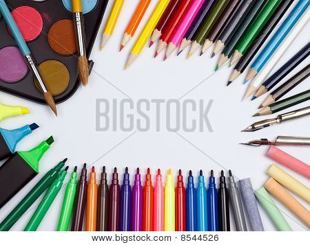 Different Objects For Drawing