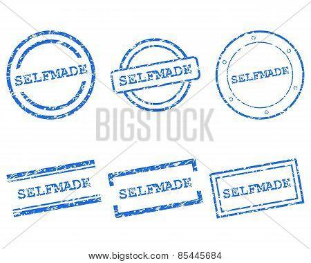 Selfmade Stamps