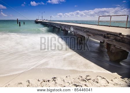Ammo Jetty at Woodman Point, Perth, Western Australia