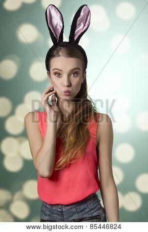 Bunny Pretty Girl