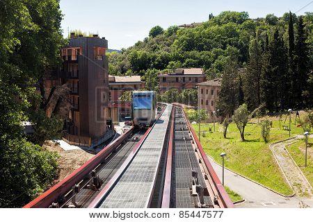 Minimetro Railway Perugia