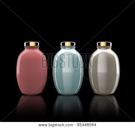 Cosmetics Containers ,  Packaging