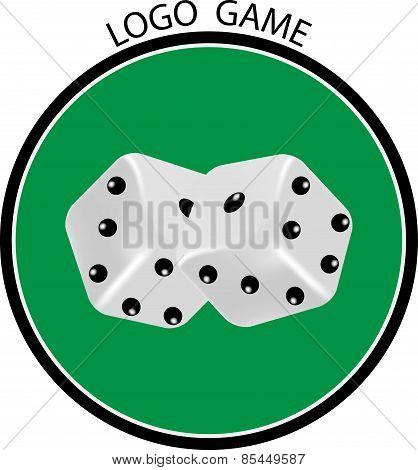 Cubes Game Logo