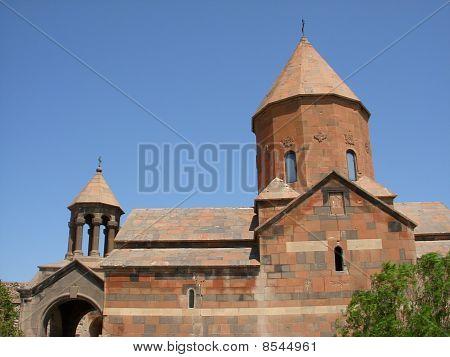 Monastery Khor Virap, Armenia, Surb Astvatsatsin church