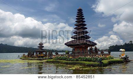 Pura Lingga Petak, Bali, Indonesia