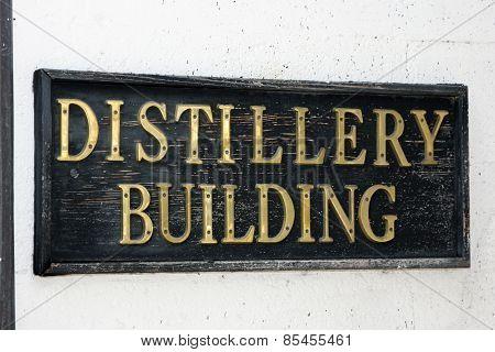 Distillery building